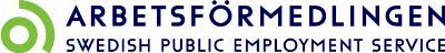 Logo til Arbetsförmedlingen